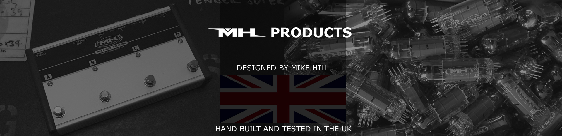 MH Products Banner